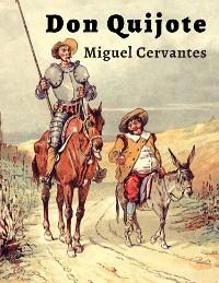 Cover Cervantes - Don Quijote