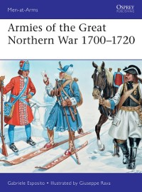 Cover Armies of the Great Northern War 1700 1720