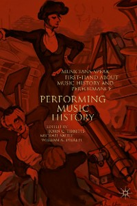 Cover Performing Music History
