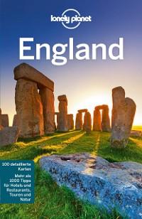 Cover Lonely Planet Reiseführer England