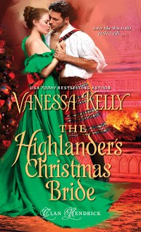 Cover The Highlander's Christmas Bride