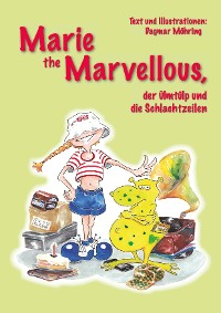 Cover Marie the Marvellous