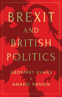 Cover Brexit and British Politics