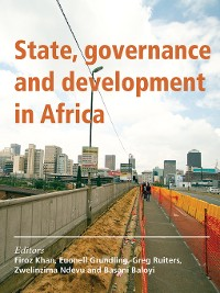 Cover State, Governance and Development in Africa