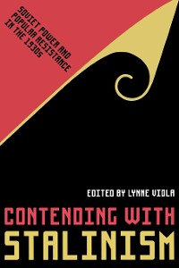Cover Contending with Stalinism