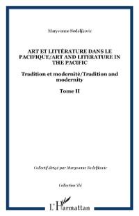 Cover Art et litterature dans le pacifique t.2