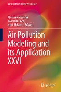 Cover Air Pollution Modeling and its Application XXVI