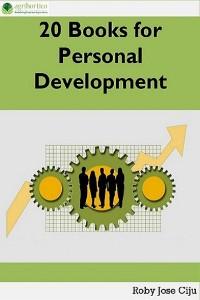 Cover 20 Books for Personal Development
