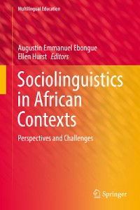 Cover Sociolinguistics in African Contexts