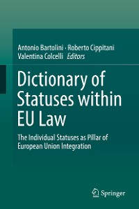 Cover Dictionary of Statuses within EU Law