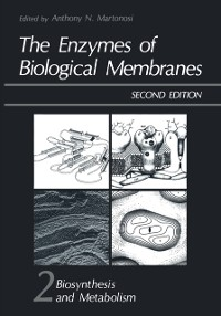 Cover Enzymes of Biological Membranes
