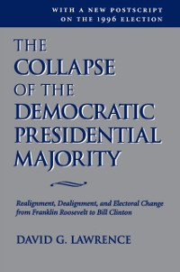 Cover Collapse Of The Democratic Presidential Majority