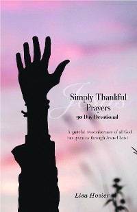 Cover Simply Thankful Prayers