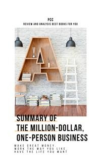 Cover Summary of The Million-Dollar, One-Person Business