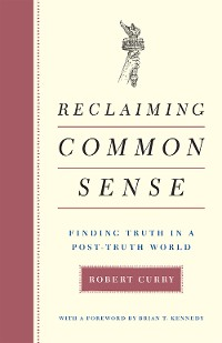 Cover Reclaiming Common Sense