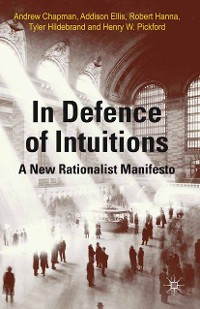 Cover In Defense of Intuitions