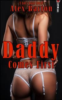 Cover Daddy Comes First