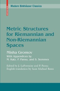 Cover Metric Structures for Riemannian and Non-Riemannian Spaces