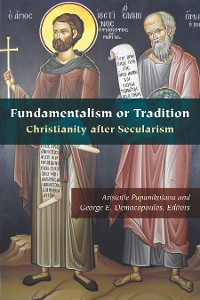 Cover Fundamentalism or Tradition