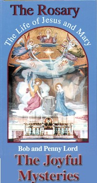 Cover Rosary The Life of Jesus and Mary Joyful Mysteries