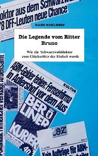 Cover Die Legende vom Ritter Bruno