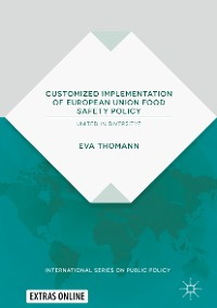 Cover Customized Implementation of European Union Food Safety Policy