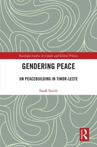 Cover Gendering Peace
