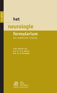 Cover Het Neurologie Formularium