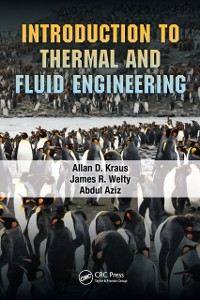 Cover Introduction to Thermal and Fluid Engineering