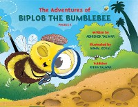 Cover Adventures of Biplob the Bumblebee Volume 3