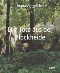 Cover Die Tote aus der Blockheide