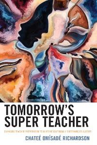 Cover Tomorrow's Super Teacher