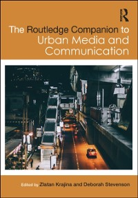 Cover Routledge Companion to Urban Media and Communication