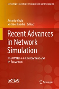 Cover Recent Advances in Network Simulation