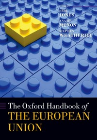 Cover Oxford Handbook of the European Union