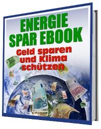 Cover Energie Sparen und Klima schützen