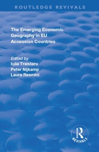 Cover Emerging Economic Geography in EU Accession Countries