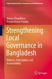 Cover Strengthening Local Governance in Bangladesh