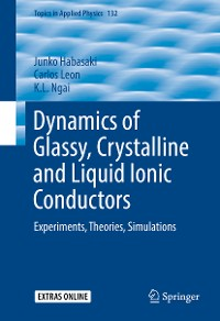 Cover Dynamics of Glassy, Crystalline and Liquid Ionic Conductors