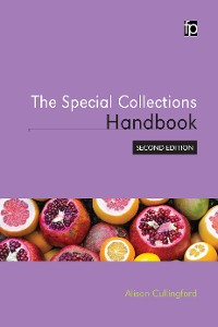 Cover The Special Collections Handbook