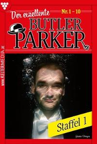 Cover Der exzellente Butler Parker Staffel 1 – Kriminalroman