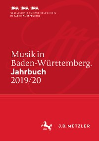 Cover Musik in Baden-Württemberg. Jahrbuch 2019/20