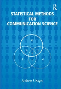 Cover Statistical Methods for Communication Science
