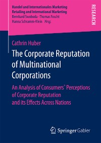 Cover The Corporate Reputation of Multinational Corporations
