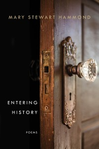 Cover Entering History: Poems