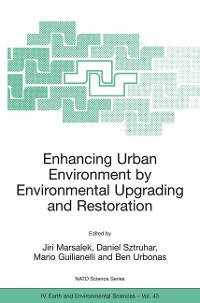 Cover Enhancing Urban Environment by Environmental Upgrading and Restoration