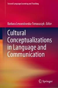 Cover Cultural Conceptualizations in Language and Communication