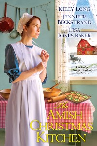 Cover The Amish Christmas Kitchen