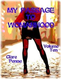 Cover My Passage to Womanhood - Volume Ten