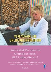 Cover Vom Noname zur Onlineunternehmerin